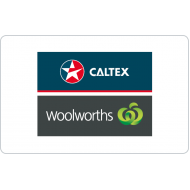 Caltex Woolworths Instant Gift Card - $50